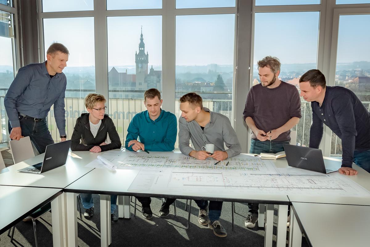 Besprechung - Team Klemm Ingenieure
